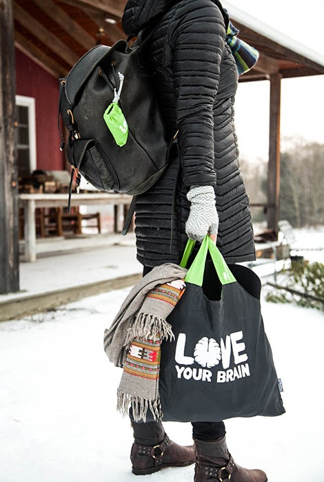 Image of LoveYourBrain Reusable Bag