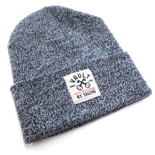 Image of Keys Open Doors Beanie (Black)