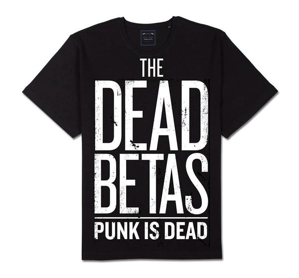 "Image of ""Punk Is Dead"" T-Shirt"