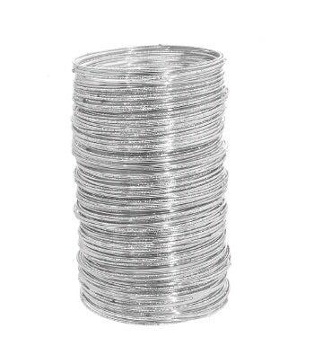 Image of Layered Metal Bangle