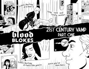 Image of Blood Blokes #1