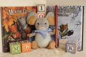 Image of Mouse Guard Kenzie plush - RETIRED