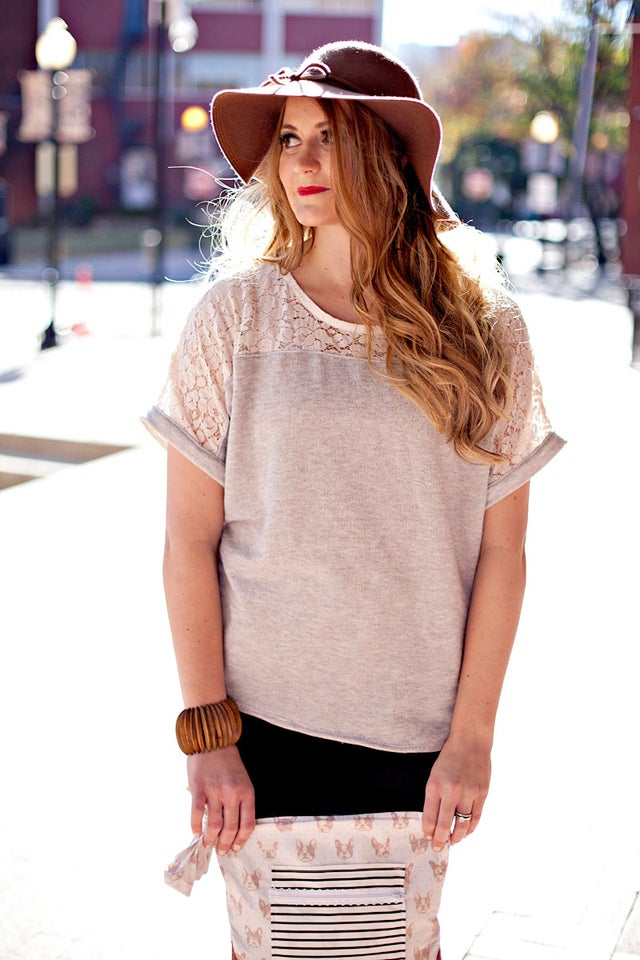 Image of the DREAMER TOP +
