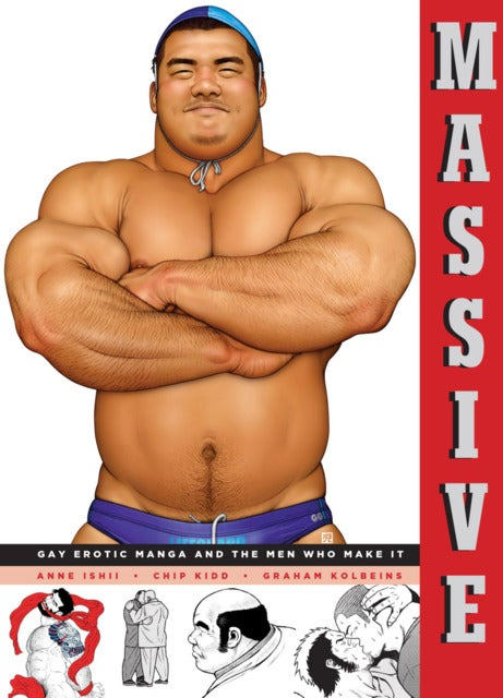 Image of Massive: Gay Erotic Manga & The Men Who Make It