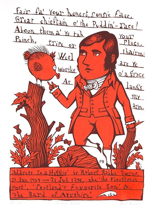 Image of Address to a Haggis