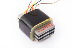 Image of Microphone Transformers