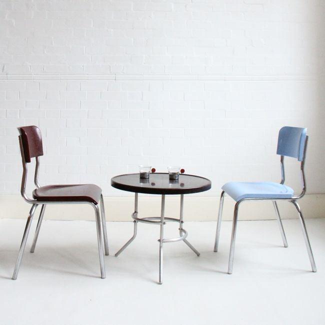 Image of Bakelite Side Table