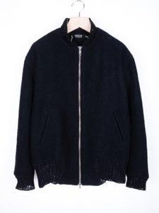 Image of Cedric Jacquemyn - Hraun Boiled Wool Stavanger Jacket