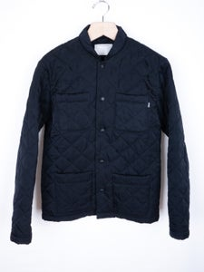 Image of Patrik Ervell - Quilted Aerial Nylon Shirt Jacket