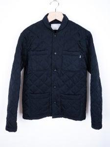 Image of Patrik Ervell - Quilted Aerial Nylon Shirt Jacket