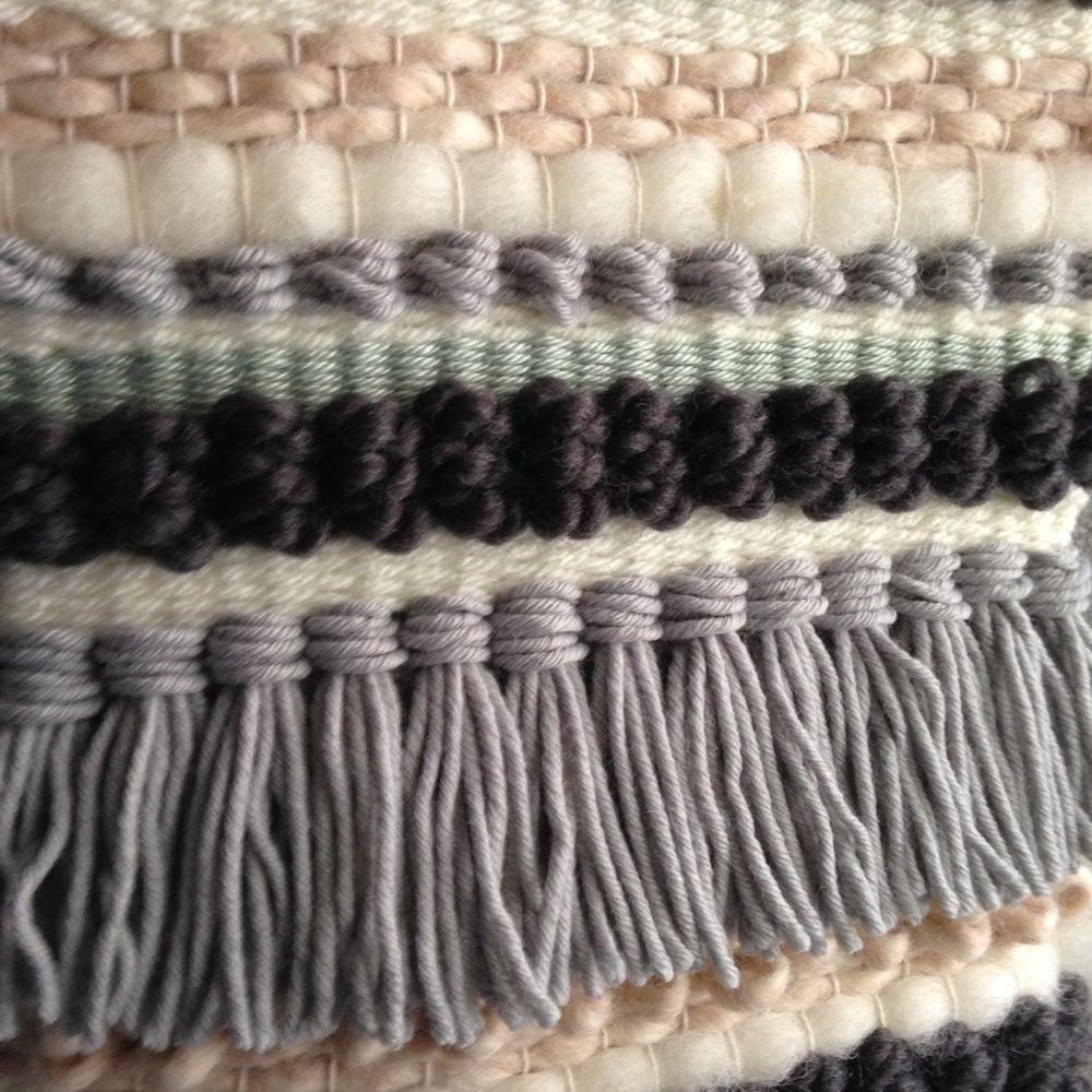 Image of Handmade Tapestry Wall Weaving 13
