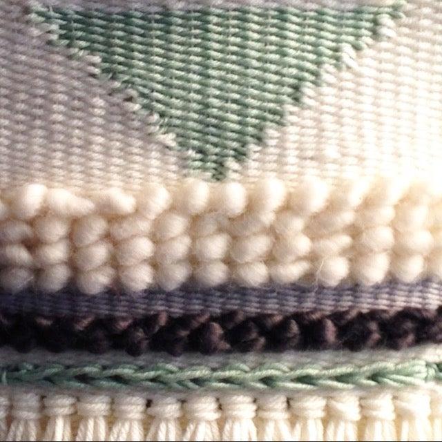 Image of Handmade Tapestry Wall Weaving 15