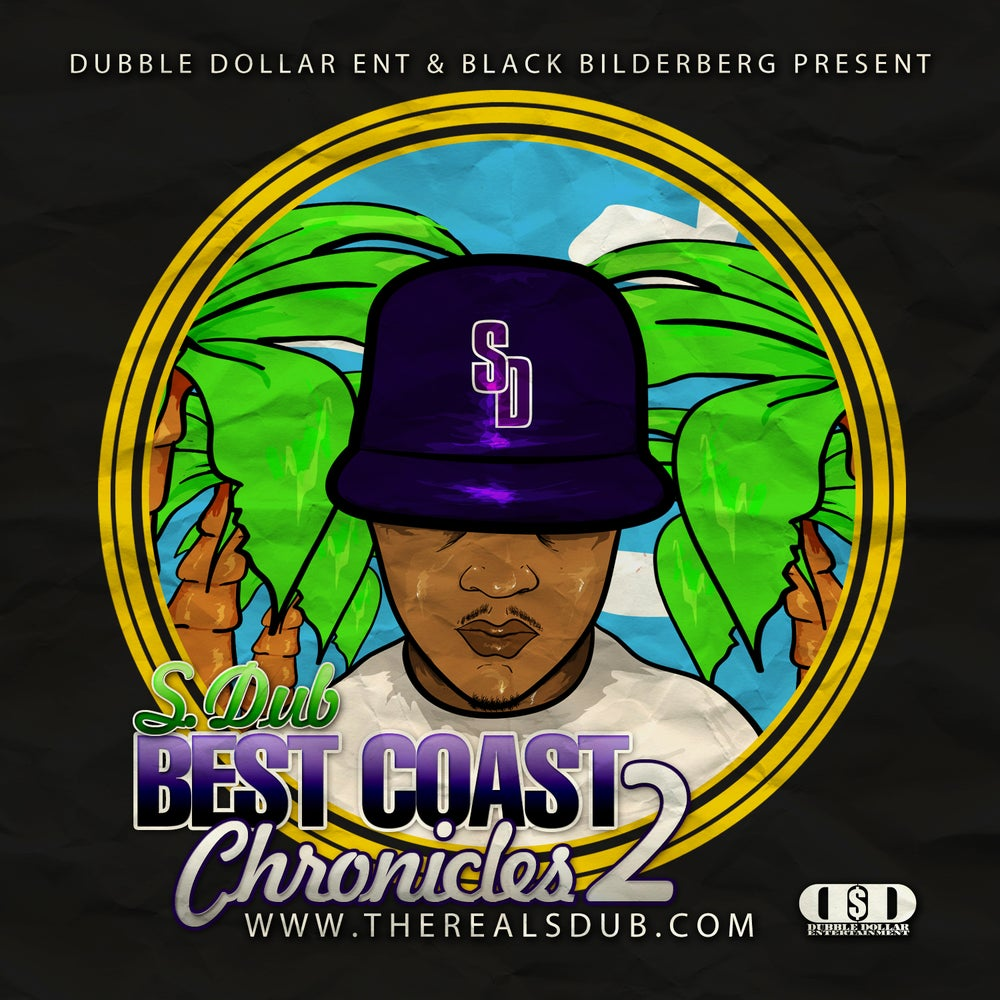 "Image of S.Dub ""Best Coast Chronicles 2"" CD"
