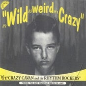 Image of It's Wild, It's Weird, It's Crazy Catalogue Number: CRCD1 (CD)