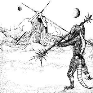 "Image of Irata/Solar Halos - 10"" Split LP"