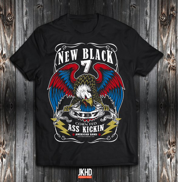 Image of NB7 - Eagle T-Shirt