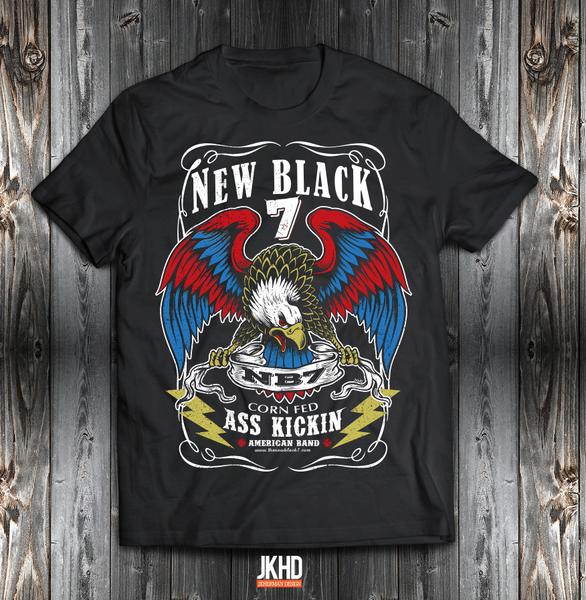 Image of NB7 - Eagle T-Shirt