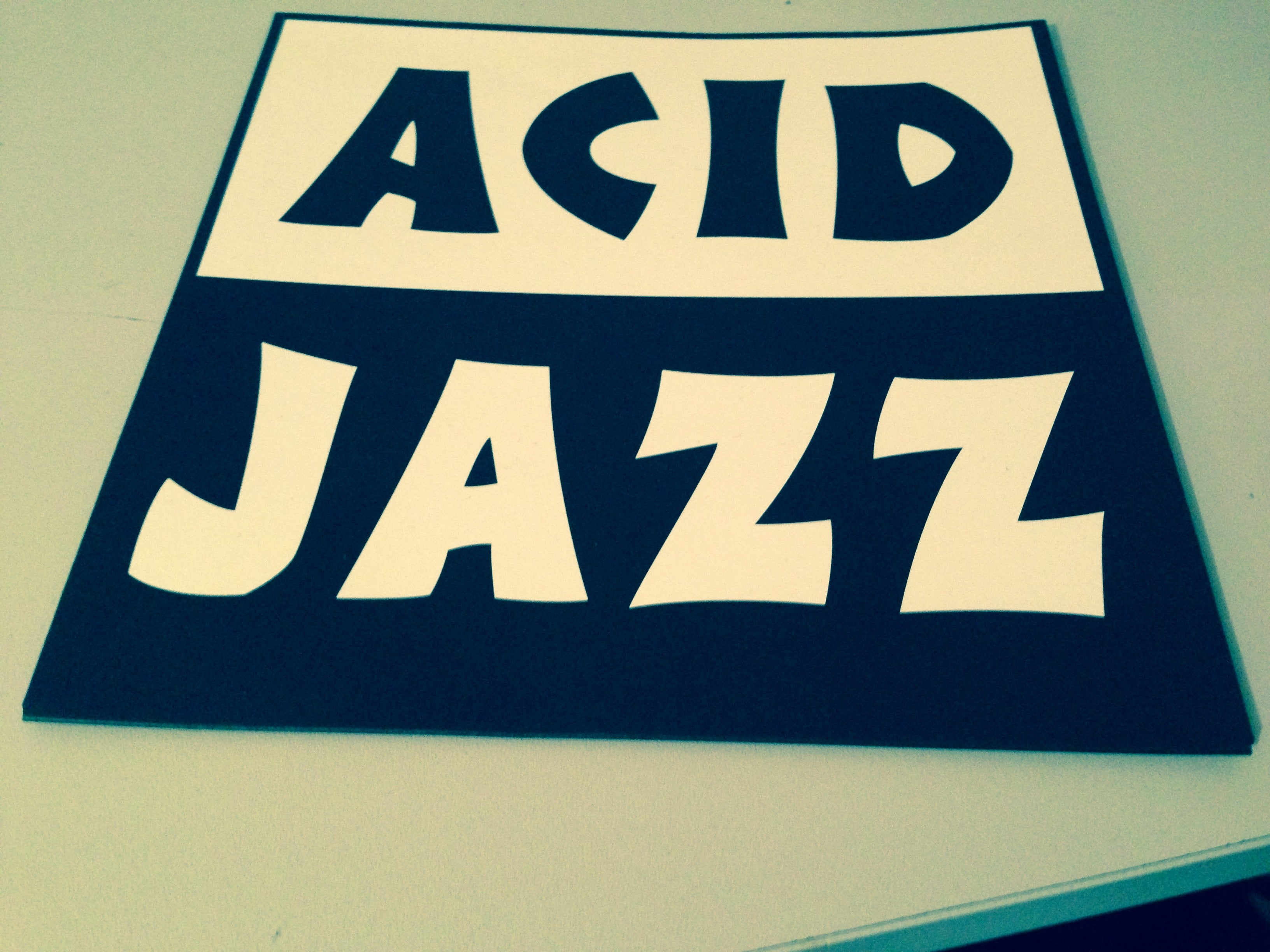 Acid Jazz Records — Acid Jazz House Bags