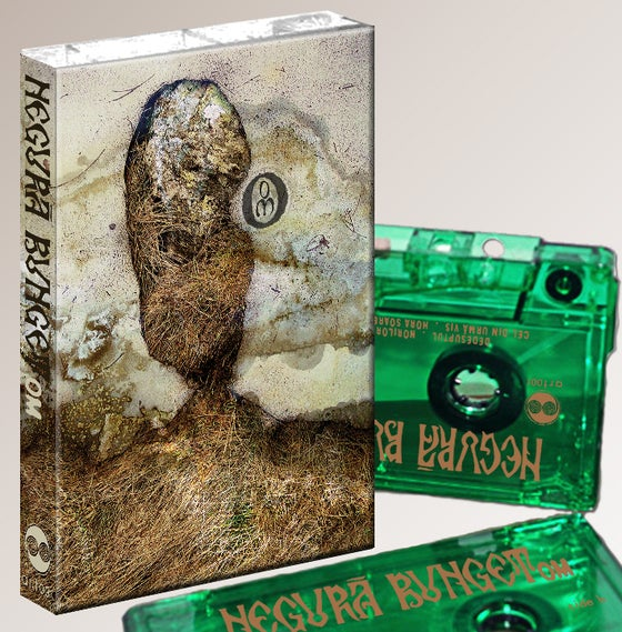 "Image of NEGURA BUNGET - ""OM"" tape"
