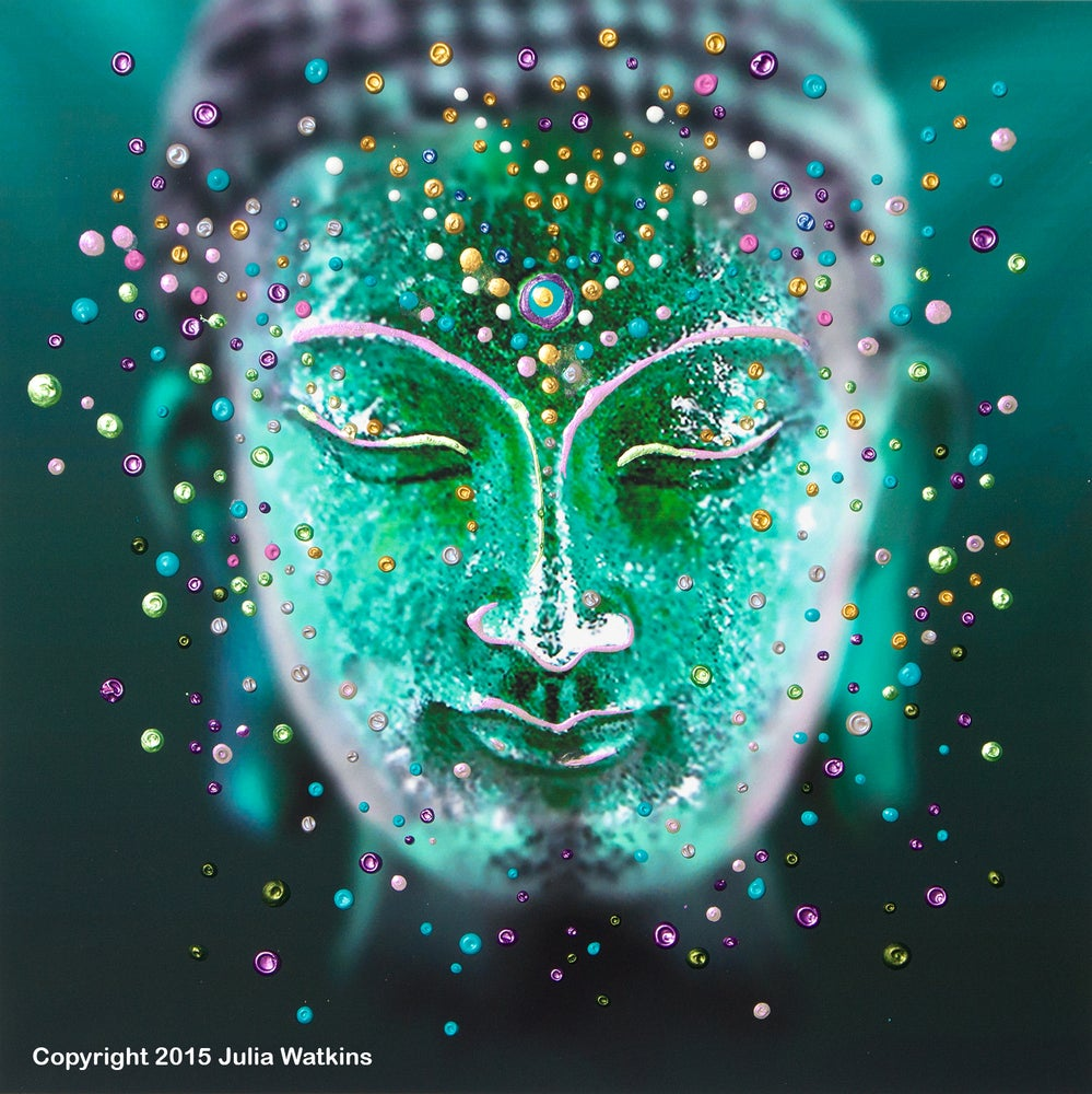 Image of The Jade Buddha - Bringing You Good Luck Through A New State Of Mind