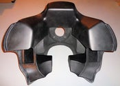 Image of FXRT Inner Fairing Glove Boxes