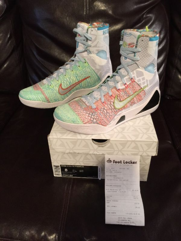 """Image of """"What the Kobe 9"""""""