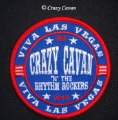 Image of VIVA LAS VEGAS 2014 PATCH