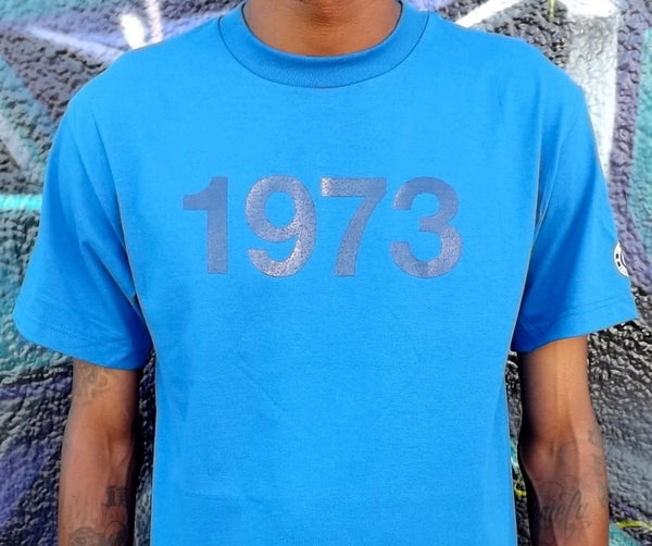 Image of 1973 'BIRTH OF HIP-HOP' COLOR PACK (ROYAL BLUE)