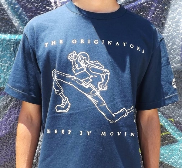 Image of OG MOVERS (NAVY)