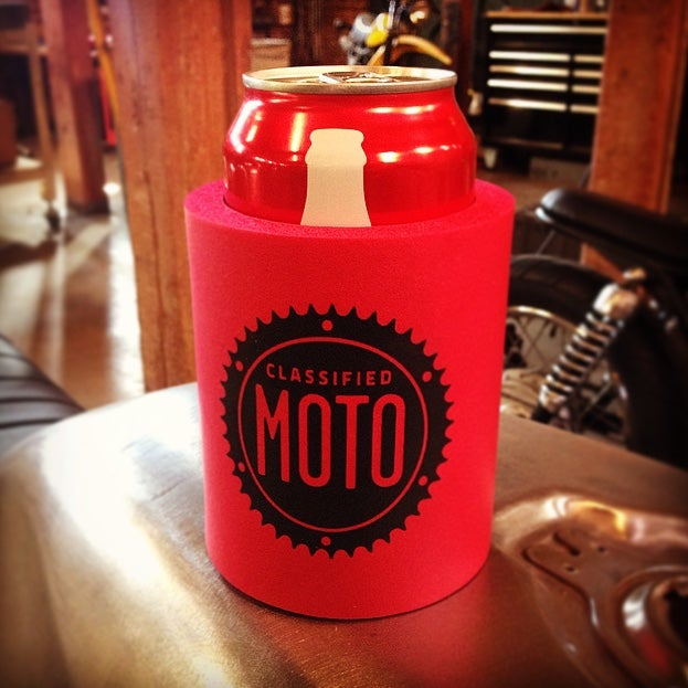 Image of CM Sprocket Koozie set of 4