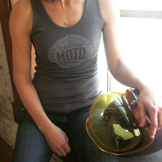 Image of NEW Women's CM Sprocket Tank