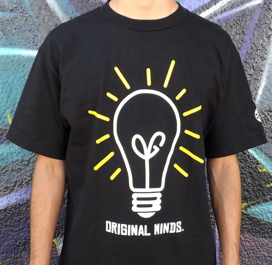 Image of ORIGINAL MINDS (BLACK)