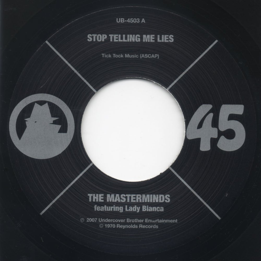 """Image of Stop Telling Me Lies / We Got To Get Together - 7"""" Vinyl"""