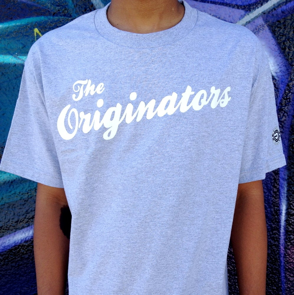 Image of OG SCRIPT (HEATHER GREY)