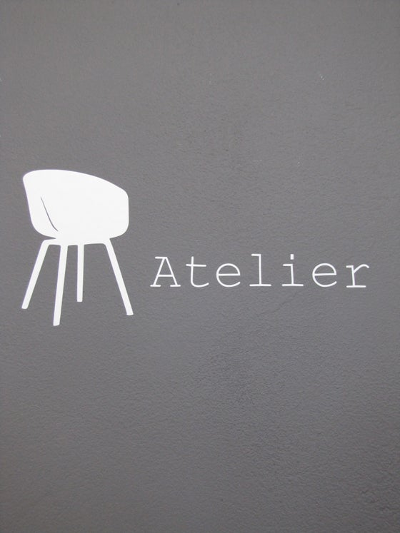 "Image of Sticker "" Chaise et Atelier """