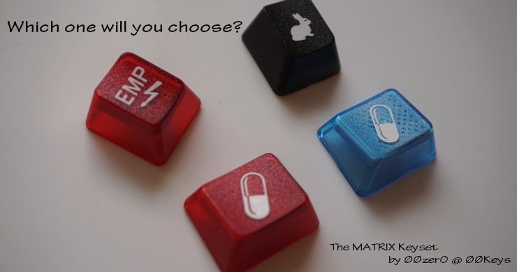 Image of Matrix Keyset