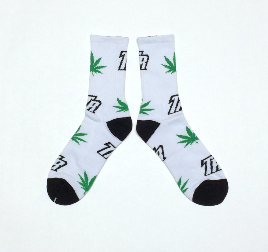 Image of TR Plant Socks