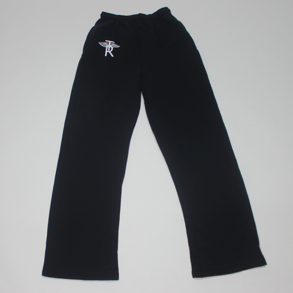 Image of TR Wings Sweatpants in Black