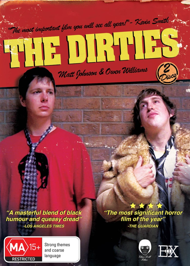 Image of The Dirties (2 Disc) DVD Region 4