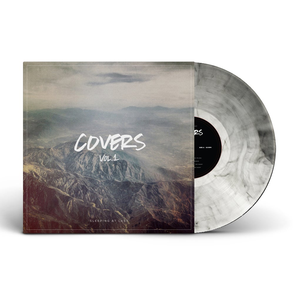 Image of Covers, Vol. 1 - Vinyl