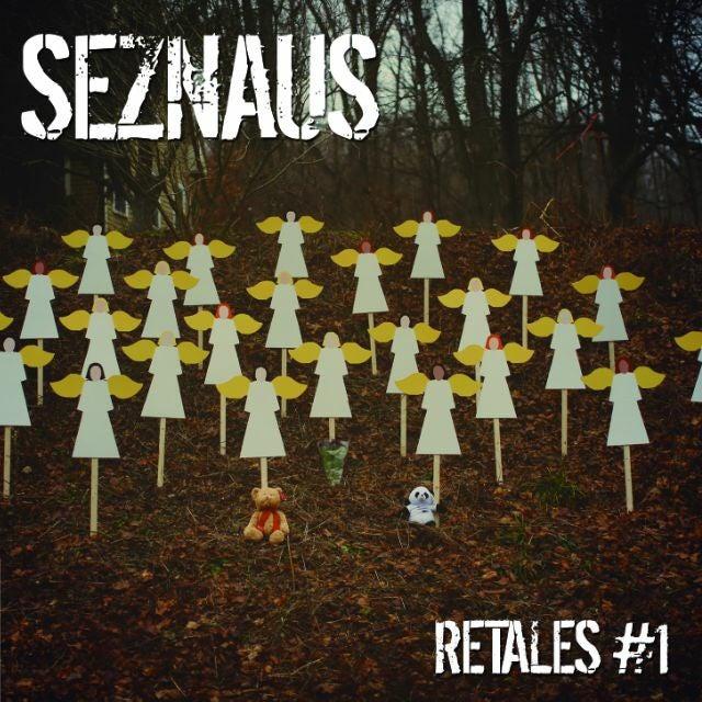 "Image of EP ""Retales #1"""