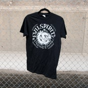 Image of DOWN ON THE STREETS! TSHIRT (BLACK)