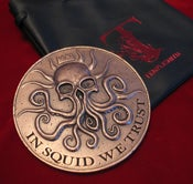 Image of The Squidder Coin - BACK ROOM FIND!
