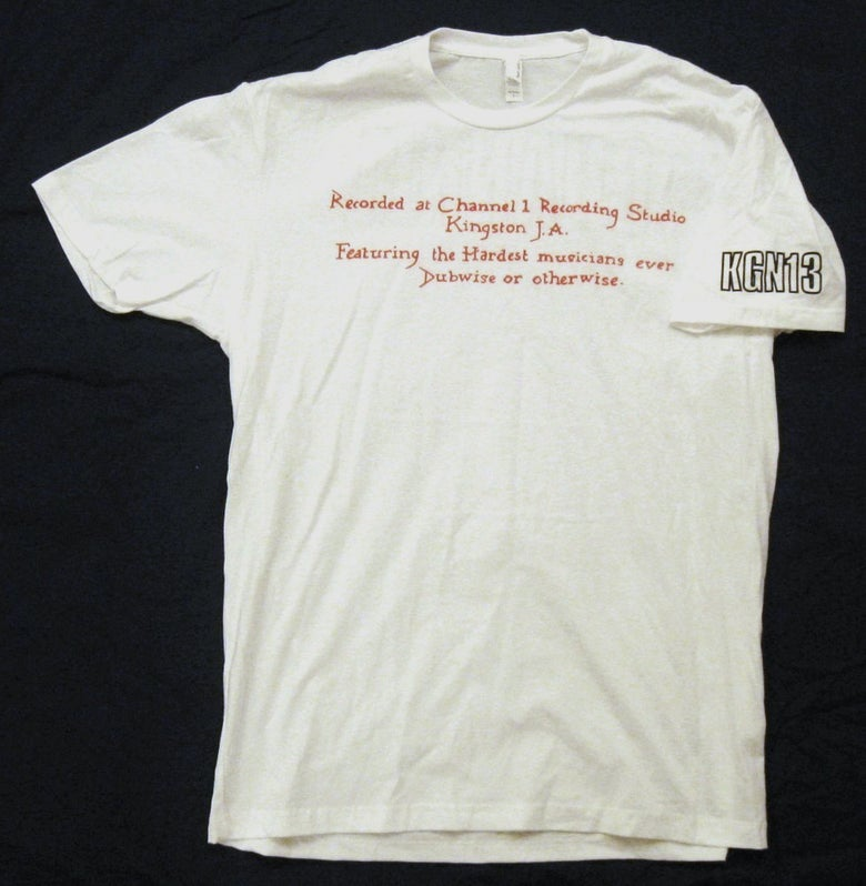 "Image of Channel 1 ""Jersey"" T-Shirt"