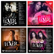 Image of FOR THE LOVER IN YOU MIX (SEX SONGS) VOL. 5-8 COMBO PACK