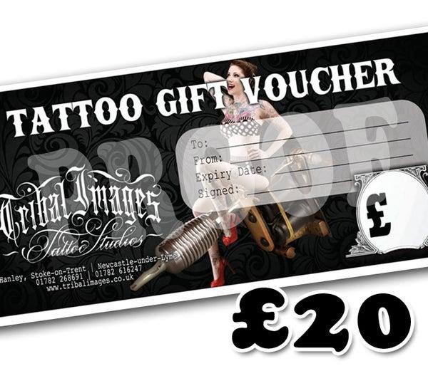£20 Gift Voucher - Tribal Images