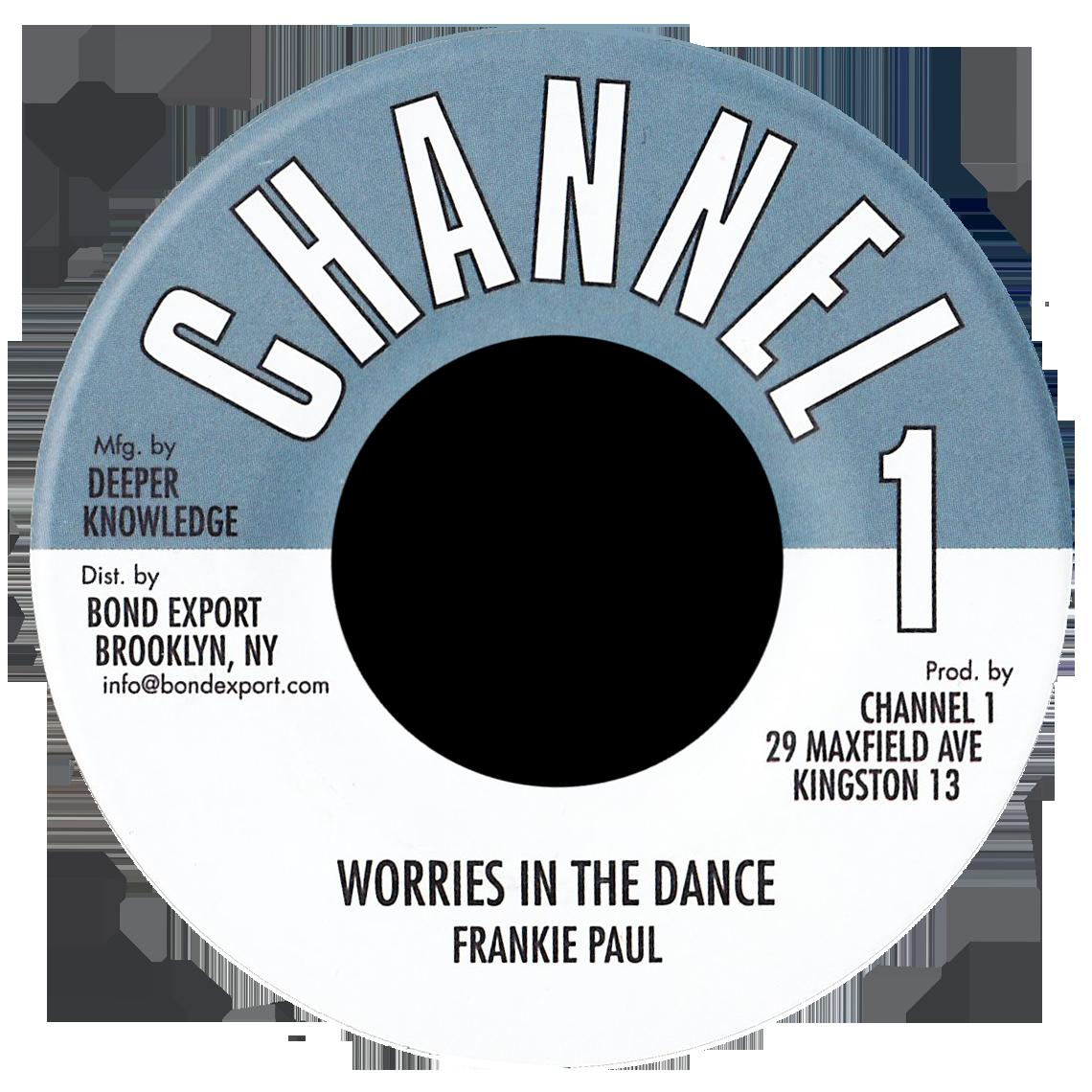 Frankie Paul - Worries In De Dance