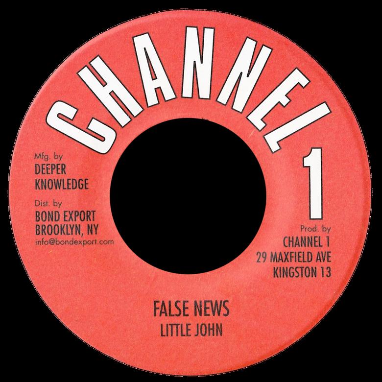 """Image of Little John - False News 7"""" (Channel 1)"""