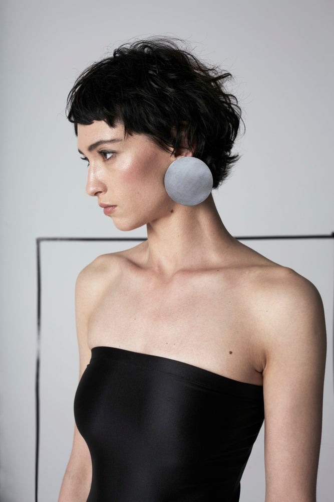 Image of MOON EARRINGS