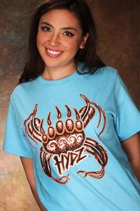 Image of Spiritual Allies / Shirt - Carolina Blue